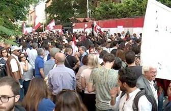 الاحتجاجات تتواصل في لبنان ودعوات لإضراب عام