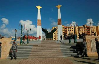محافظة كفرالشيخ تحتفل بعيدها القومي الـ 63 بمدينة البرلس | صور