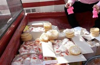 ضبط 1.2 طن حلوى المولد مجهولة المصدر بمصنع في سوهاج