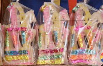 """صنعها الفاطميون لأهداف سياسية.. حلوى المولد.. """"العروس"""" رمز لزوجة الخليفة و""""الحصان"""" للحاكم بأمر الله"""