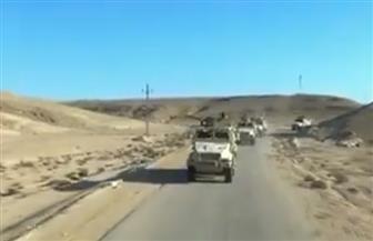 إحباط هجوم إرهابى على أحد الارتكازات الأمنية بشمال سيناء