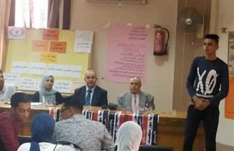 فوز 7 طلاب بالمكتب التنفيذي لاتحاد طلاب الثانوية العامة ببورسعيد | صور