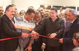 """فى مركز الهناجر.. 126 فنانا يشاركون في معرض""""القاهرة عاصمة الثقافة الإسلامية""""   صور"""
