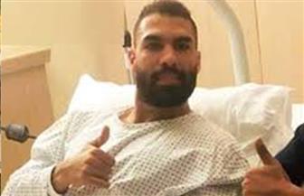 لاعب وسط الزمالك يصل القاهرة الأربعاء بعد جراحة الصليبي