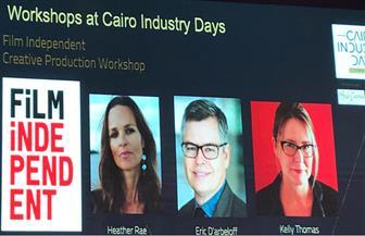 """صناع السينما والتليفزيون الأمريكيين والمصريين يتواصلون في """"أيام القاهرة لصناعة السينما 2019"""""""