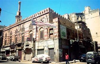 آثار الإسكندرية تتخذ إجراءات قانونية ضد عقار مخالف بحرم مسجد تربانة الأثري