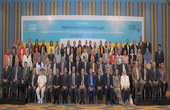 المؤسسة العلمية للقلب تكرم جامعة الإسكندرية لفوزها بجائزة ريادة الأعمال | صور