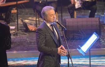 """مروان خوري.. """"مغامرة وجرأة وخفة ظل"""".. قصة ساعة ونصف في مهرجان الموسيقى العربية"""