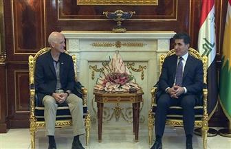وفد من الكونجرس فى ضيافة مسئولى كردستان.. وإعلان أمريكى بدعم الإقليم