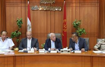 محافظ بورسعيد يترأس اجتماع المجلس التنفيذي بمحافظة بورسعيد | صور
