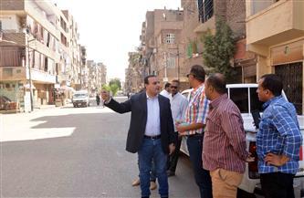 نائب محافظ الأقصر يتفقد الشوارع استعدادا للموسم السياحي الجديد| صور