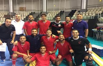 منتخب جامعات مصر يكتسح اليمن ويتأهل لنصف نهائي البطولة العربية للصالات| صور