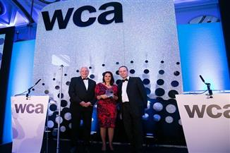 «المصرية للاتصالات» تفوز بجائزة الاتصالات العالمية WCA في لندن