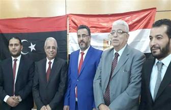 تعاون مصري ليبي لتدريب 180 ألف باحث في مجال ريادة الأعمال