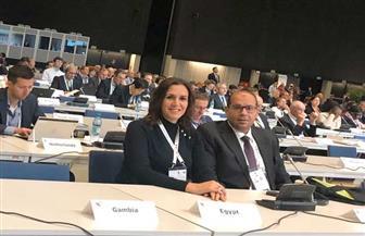 ياسر إدريس يشارك فى المؤتمر الدولى لمكافحة المنشطات ببولندا ممثلا للجنة الأوليمبية