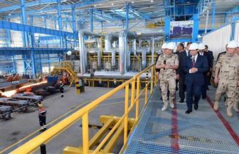 تفاصيل افتتاح الرئيس السيسي عددا من المشروعات التنموية والخدمية بالسويس ووسط وجنوب سيناء | صور