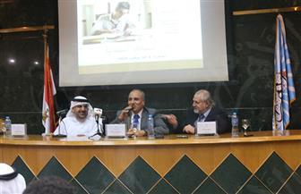 عبدالمحسن سلامة يفتتح دورة الصحافة الاستقصائية بالتعاون مع مؤسسة محمد بن راشد | صور
