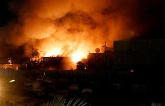 شرطة بغداد: انفجار قنبلة بالقرب من المحتجين