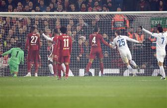 دوري الأبطال.. جينك يتعادل بهدف زاباتا أمام ليفربول