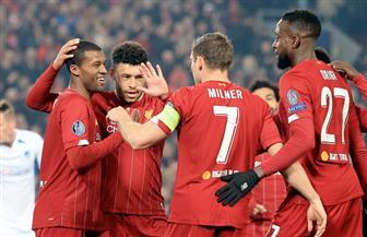 بعد مرور75 دقيقة... ليفربول يتقدم على جينك 2-1 في دوري الأبطال