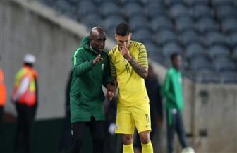 مدرب جنوب إفريقيا: «الأولاد» أمام مهمة صعبة في مصر.. ولدينا روح قتالية