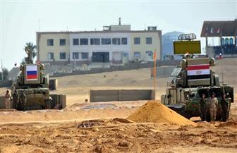 قوات الدفاع الجوي المصرية والروسية تواصل تنفيذ فعاليات التدريب المشترك   صور