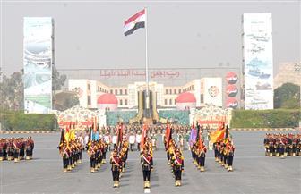 القوات المسلحة تحتفل بتخريج دفعات جديدة من الضباط الجامعيين بالكلية الحربية