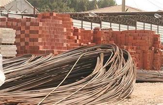 صادرات مواد البناء والصناعات المعدنية تسجل 399 مليون دولار بارتفاع 10%