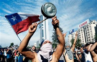 احتجاجات تشيلي تتراجع على وقع مكافحة كورونا