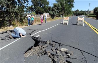 """زلزال يضرب """"فانواتو"""" جنوبى المحيط الهادئ"""