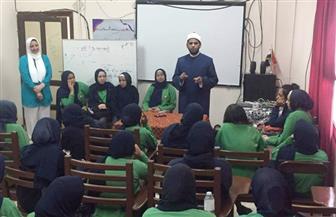 «البحوث الإسلامية»: حملة «بالنبي نقتدي» تنفذ 31 ألف لقاء توعوي في مختلف المحافظات | صور