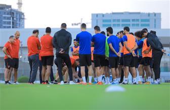 انطلاق مباراة  الأهلي وطنطا بالدوري المصري