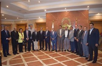 وفد ليبي يزور «اتحاد الغرف التجارية» لتعزيز التعاون الاقتصادي