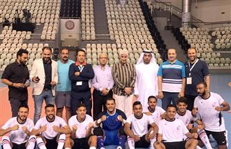 منتخب جامعات مصر يواجه عمان في نهائي البطولة العربية للصالات| صور