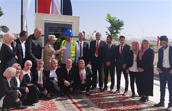 محافظ شمال سيناء: افتتاح مصنع الرخام والجرانيت بالجفجافة بداية الاستغلال الأمثل للثروات| صور