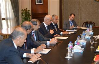 نائب وزير الخارجية يستقبل رئيس الجمعية البرلمانية لمنظمة الأمن والتعاون في أوروبا