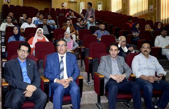 «حماية الشباب ودورهم فى تطوير المجتمع» في ندوة بـ«طب المنصورة» | صور