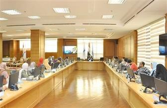 """ندوة تعريفية لبرامج هيئة """"فولبرايت"""" بجامعة كفر الشيخ"""