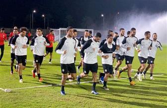 المنتخب الوطني يختتم تدريباته استعدادا لودية ليبيريا غدا | صور