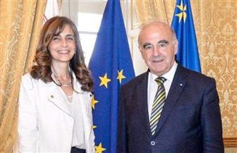 رئيس مالطا يستقبل سفيرة القاهرة في فاليتا.. ويعرب عن تطلعه للمشاركة بمنتدى شباب العالم