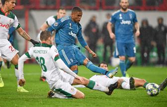 يوفنتوس إلى دور الستة عشر من دوري الأبطال بالفوز على مضيفه لوكوموتيف