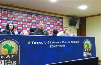 اليوم.. مؤتمر صحفي للمدير الفني لمنتخب مصر الأولمبي  للحديث عن مباراة الكاميرون