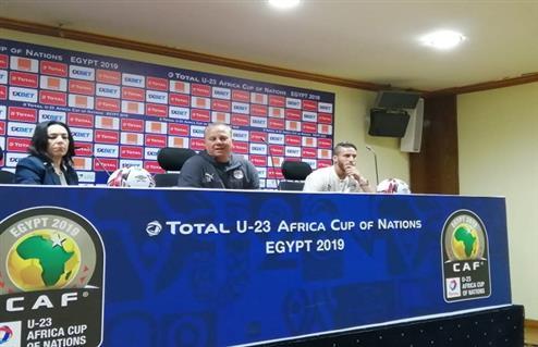 اليوم.. مؤتمر صحفي للمدير الفني لمنتخب مصر الأولمبي  للحديث عن مباراة الكاميرون -