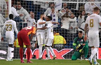 ريال مدريد يكرم ضيافة جلطة سراي بسداسية