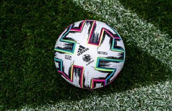 """""""اليويفا"""" يزيح الستار عن الكرة الرسمية ليورو 2020"""