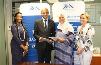 البحث العلمي ووكالة الابتكار بجنوب إفريقيا توقعان اتفاقية تعاون مشترك في دعم الابتكار