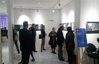 التنسيق الحضاري يشارك بمعرض تأثير العمارة الفرنسية على العمران المصري بباريس| صور