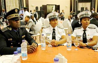 أكاديمية الشرطة تحتفل بتخريج دورتين تدريبيتين من الكوادر الأمنية الإفريقية