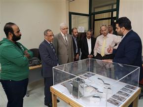 الجامعة المصرية الروسية تنشئ قسما لهندسة تكنولوجيا الفضاء بالتعاون مع الوكالة المصرية| صور