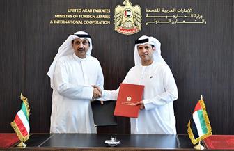 الكويت والإمارات تتفقان على تفعيل اتفاقية نقل السجناء